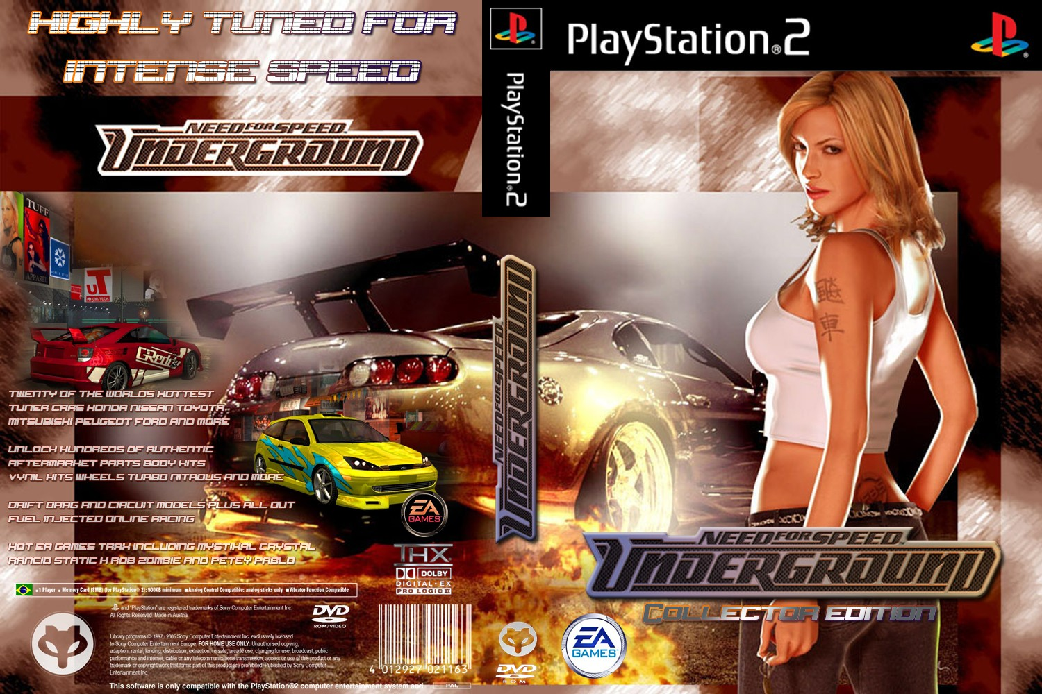 Nfs underground 2 rachel nackt softcore video